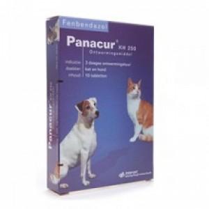 behandeling giardia kat panacur Vermox, amelyből a férgek segítenek
